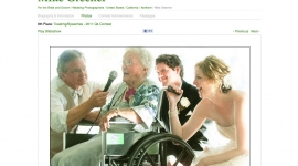 Greener Visuals wins in recent Wedding Photojournalism Association photo contest