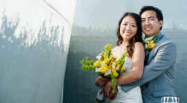 Michelle and Brian's Cornerstone Gardens wedding in beautiful Sonoma, California