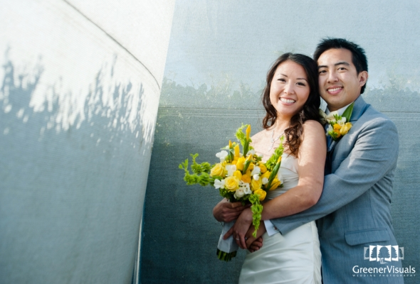 Michelle and Brian&#039;s Cornerstone Gardens wedding in beautiful Sonoma, California