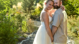 Melissa and Brendan's Washington Wedding on the Yakima River
