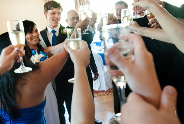 Tips for an Amazing Wedding Toast
