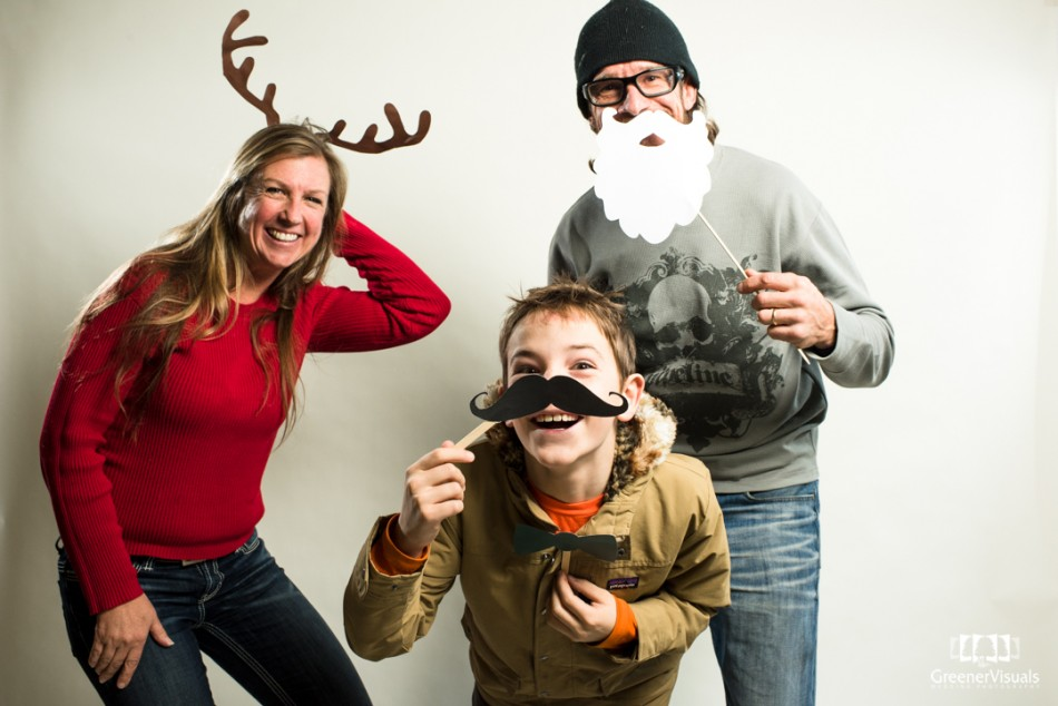Big Brothers Big Sisters of Gallatin County 2015 Holiday Party Photos