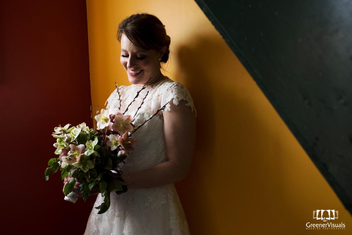 Rocky Creek Farm Styled Wedding Photo Session of Tara and Sky