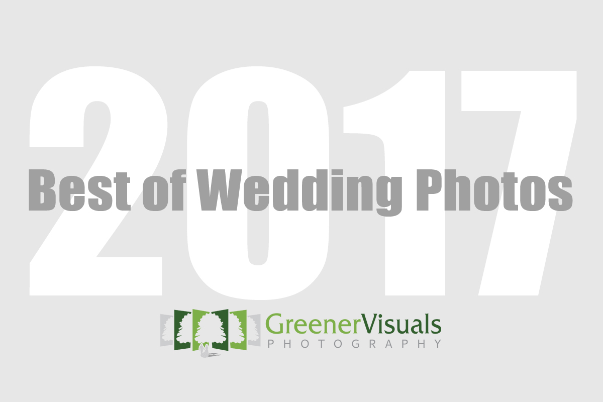 Best of 2017 Wedding Photography Greener Visuals
